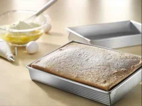 Usa Pan Aluminized Steel Jellyroll Pan With Americoat